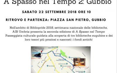 Bibliopride 2018 – A Spasso Nel Tempo 2