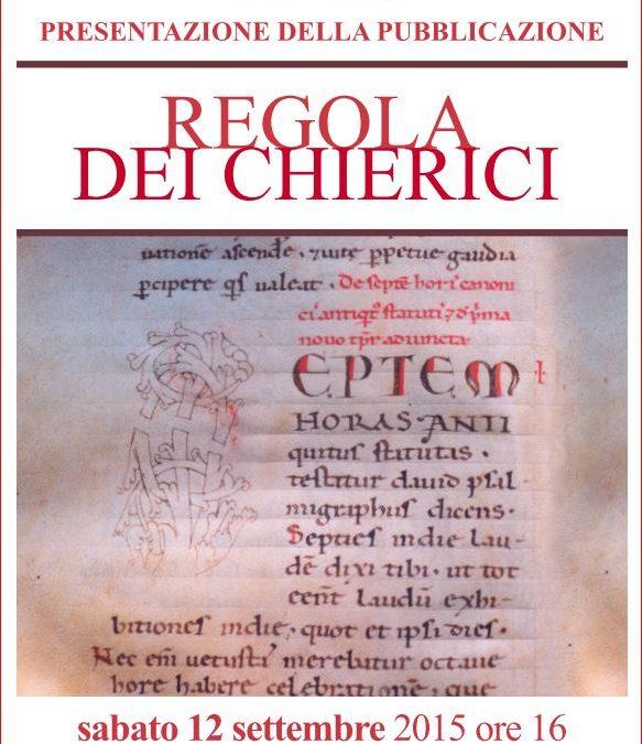 Presentazione della pubblicazione